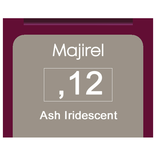 Majirel Metals M,12 Crystal Ash (Ash Iridescent) 50ml