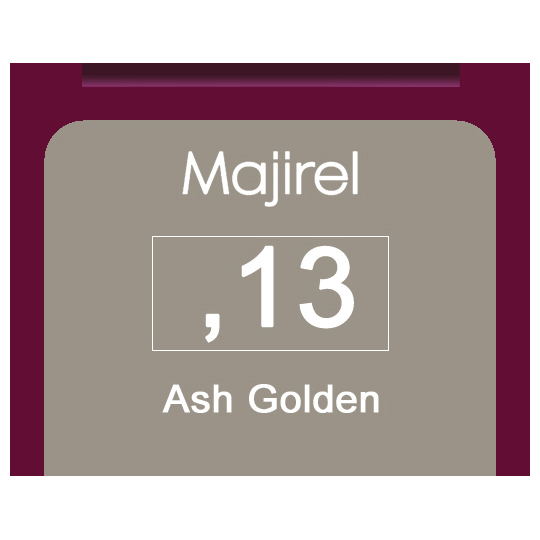 Majirel Metals M,13 Ash Gold (Ash Golden) 50ml