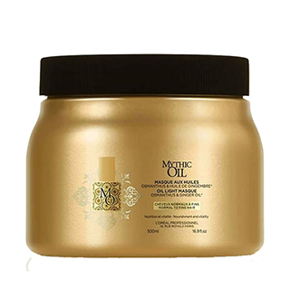 New Loreal Mythic Oil Mask Fine - 500ml