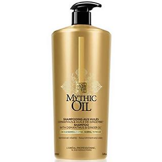 New Loreal Mythic Oil Shampoo - Fine 1000ml