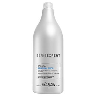 Loreal Serie Expert Sensi Balance Shampoo 1.5LTR l