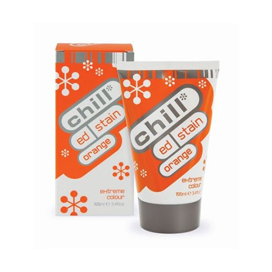 * Chill Ed Stain Orange 100ml