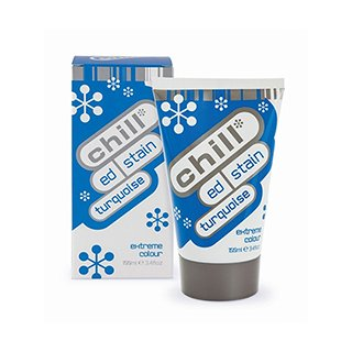 * CHILL ED STAIN TURQUOISE 100ML