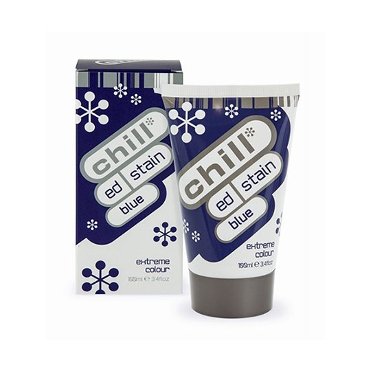 * Chill Ed Stain Blue 100ml