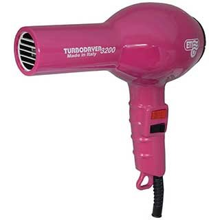 ETI 3200 TURBO HAIRDRYER FUSCHIA