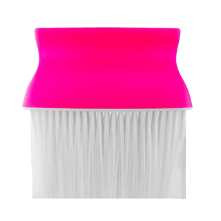 Barber Neck Brush Fuchsia