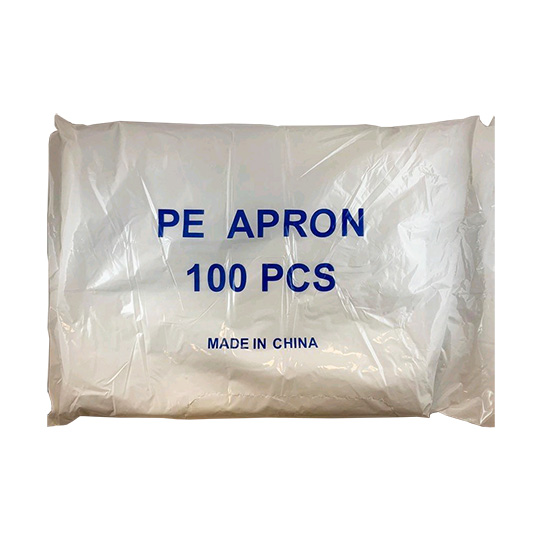 Disposable Poly Aprons (100)