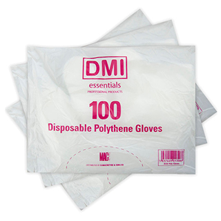 DISPOSABLE POLY GLOVES (100)