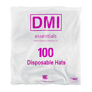 DISPOSABLE POLY HATS (100)