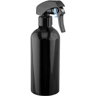 MACINTYRES BABER MIST SPRAY BOTTLE BLACK