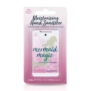 Mad Beauty Mermaid Hand Sanitizer - Strawberry