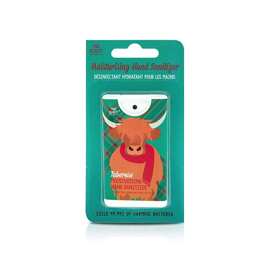 Mad Beauty Scottish Hand Sanitizer - Highland Cow