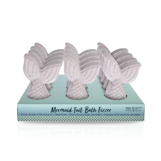 Mad Beauty Mermaid Tail Bath Fizzer
