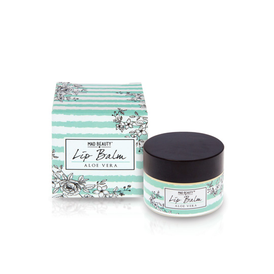 Mad Beauty In Bloom Ble / Aloe Vera Boxed Lip Balm