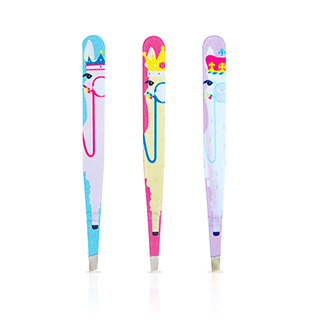 Mad Beauty Llama Queen Tweezers