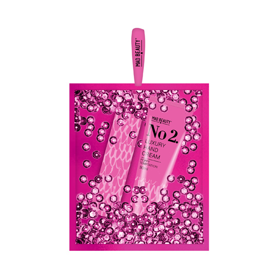 Mad Beauty Pink Sequin Bag - Hand Care
