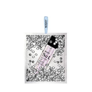 Mad Beauty Silver Sequin Bag - Lip Gloss
