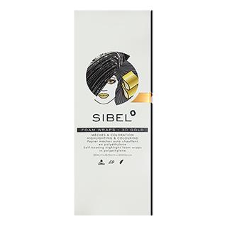 SIBEL HI-LITE GOLD FOAM WRAPS 30 CM