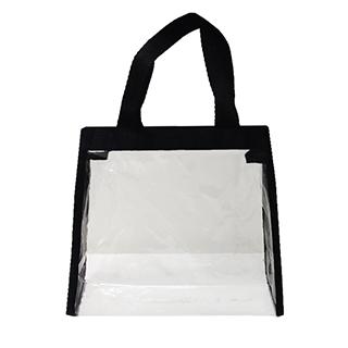 Toiletbag Pvc 22X19X6 cm Black