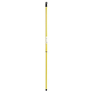 HANDLE ONLY FOR BROOM - YELLOW