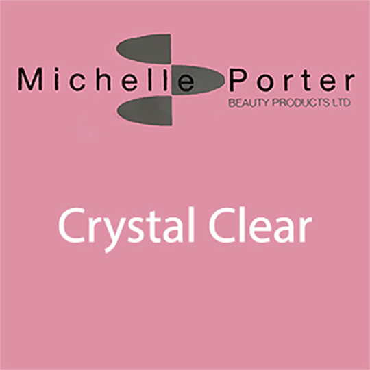 Michelle Porter Crystal Clear Tips Size 8 Pack 50