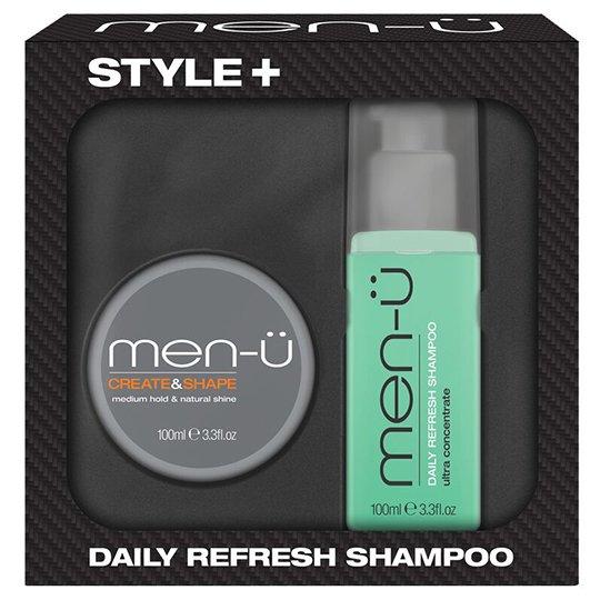 Men-U Style+ Create & Shape
