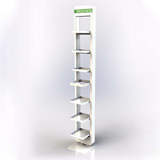 Matrix Biolage White Retail Stand