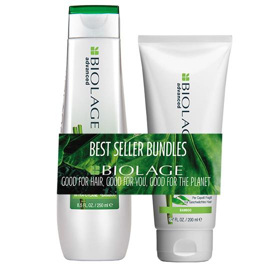 Biolage Fiberstrong Retail Duo