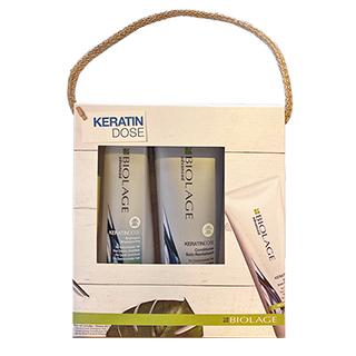 Biolage 2019 Keratindose Gift Pack