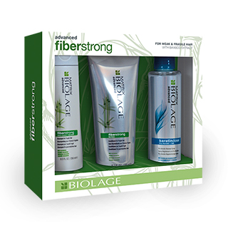 Matrix Biolage Fiberstrong Gift Pack 2018