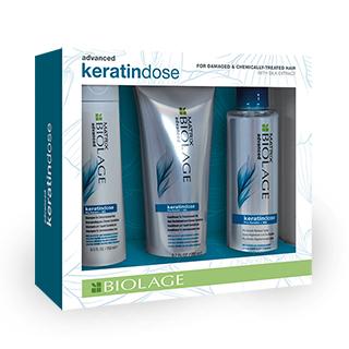 Matrix Biolage Keratindose Gift Pack 2018