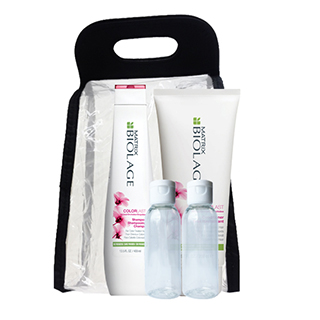 Biolage Colorlast Home & Away Pack