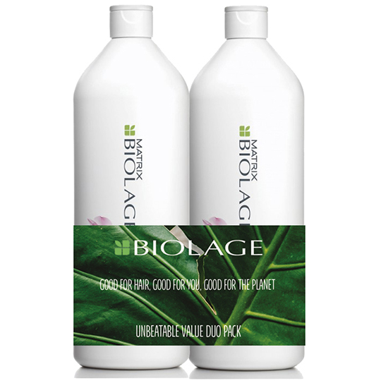 Biolage Colorlast Litre Duo Pack