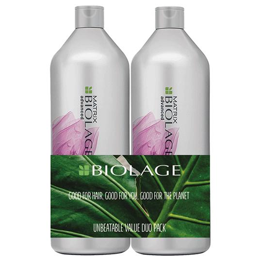 Biolage Full Density Litre Duo Pack