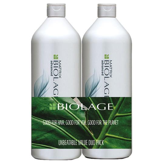 Biolage  Keratindose  Litre Duo Pack