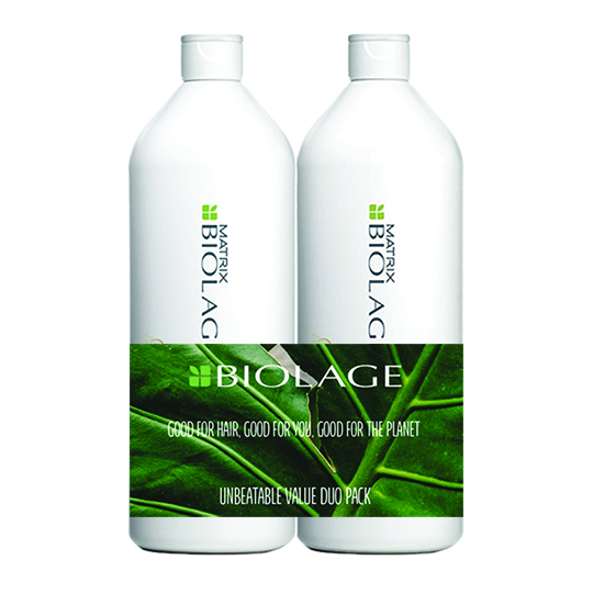 Biolage Smoothproof Litre Duo Pack