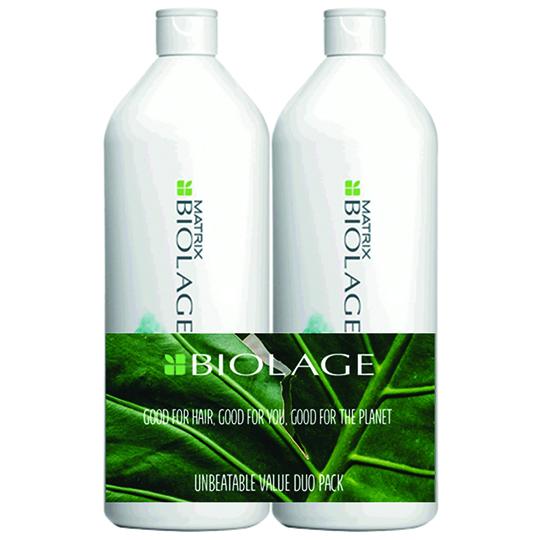 Biolage Volumebloom Litre Duo Pack