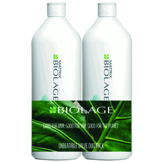 BIOLAGE VOLUMEBLOOM LITRE DUO PACK