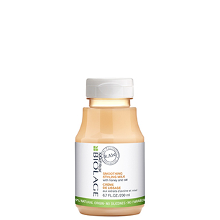 BIOLAGE RAW SMOOTHING STYLING MILK 200ML