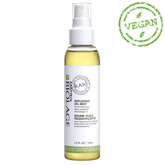 Bio Raw Replenish Oil Mist 125ml