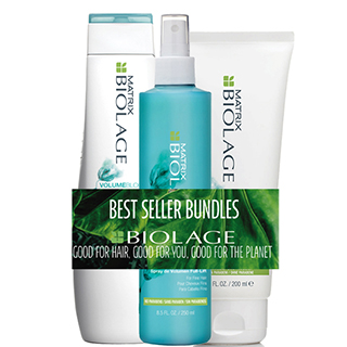 Biolage Volumebloom Trio Pack