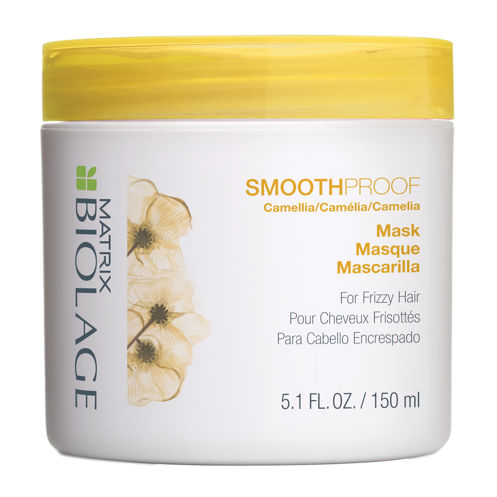 BIOLAGE SMOOTHPROOF MASQUE 150ML