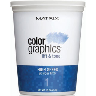 NEW MATRIX COLOR GRAPHICS LIFT TONE POWDER 454G