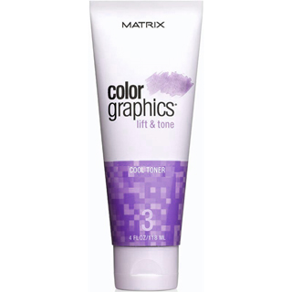 NEW MATRIX COLOR GRAPHICS LIFT TONE COOL TONER 118ML