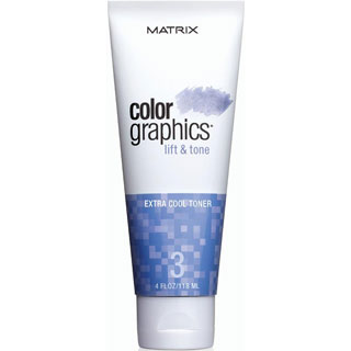 NEW MATRIX COLOR GRAPHICS LIFT TONE EX COOL TONER 118ML