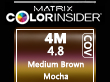 Colorinsider High Coverage 4M 67ml (4.8)