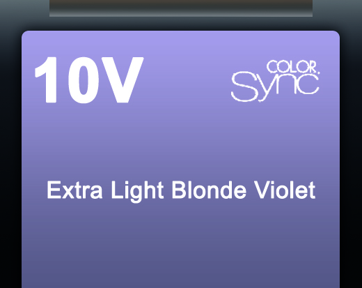 NEW COLOR SYNC 10V 90ML