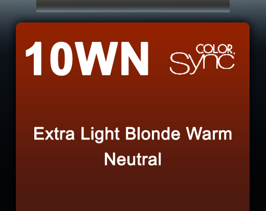 NEW COLOR SYNC 10WN 90ML