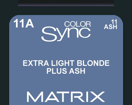 New Color Sync 11A - Ash 90ml