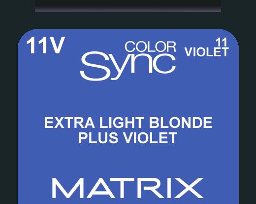 New Color Sync 11v - Violet 90ml